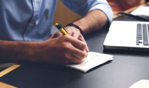 write-man